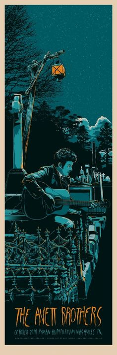 Ken Taylor. The Avett Brothers.
