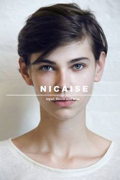 I love Nicaise with all my heart. Since reading the first Captive Prince book an Cute Baby Names, Pretty Names, Unique Baby Names, Female Character Names, Aesthetic Names, Name Inspiration, Writing Inspiration, Character Inspiration, Goddess Names