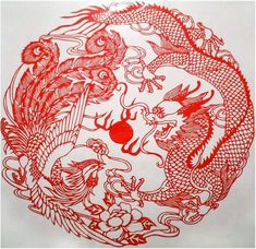 """In Chinese culture, Dragons and Phoenixes, """"龙 """"and """"凤"""" are two very auspicious creatures. There is a Chinese saying that goes, """"龙凤呈祥"""",which means """"prosperity brought by the dragon and the phoenix"""".  Dragons also symbolize the emperor, and phoenix, the queen, so """"望子成龙"""" or """"Wangzi Cheng Long, which roughly translates to """"Hope for the child to become a dragon"""" is said to express the eagerness of Chinese parents for their children to achieve greatness"""
