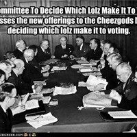 The Committee To Decide Which Lolz Make It To Voting - Cheezburger