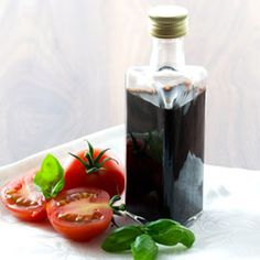 Vinegar will slow the absorption of carbohydrates and prevents sudden surges in your blood sugar. It also slows the passage of food through your stomach, keeping you fuller for longer. Add some zest to pasta or potatoes with sun-dried tomato vinaigrette. - also perfect AND healthier on salads than normal salad dressing.