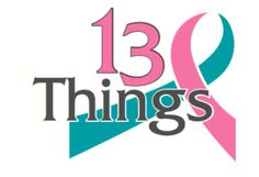 13 Things that Jewish people should know about hereditary breast and ovarian cancer