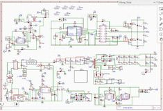 Schematic SMPS HB PFC 2kVA  IR2110 SG3525 Electronic Engineering, Electronic Circuit, Subwoofer Box Design, Power Supply Circuit, Fire Pit Grill, Side Gates, Music Speakers, Circuit Design, Audio Amplifier