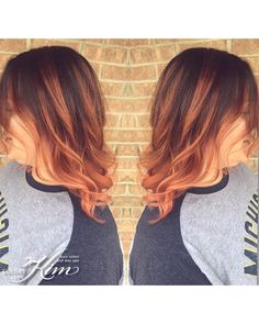 Balayage touch up, toned with #pulpriot blush and fireball. Created by Stylist Corin www.colorsbykim.com Pulp Riot, Stylists, Blush, T Shirts For Women, Long Hair Styles, Beauty, Fashion, Moda, Fashion Styles