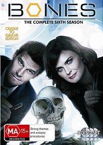 Bones - Season 6 - Knochenjagd unter Hochspannung die 6.Staffel sorgt wieder für Gänsehaut - die volle Rezension zur Serie findet ihr im AGM-Magazin No.7 oder www.agm-magazin.de