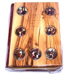 Good News Bible (Catholic edition) , Olive Wood Cover with Stations of the Cross >>> Details can be found by clicking on the image. (This is an affiliate link) #WallSculptures
