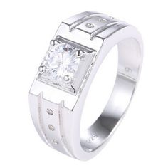 Find More Rings Information about Ring Crown Fashion 2015 Engagement Imitation Diamond Rings Bijoux Femme White Gold Plated Wedding Bands for Women Ulove C024,High Quality band floor,China banded agate Suppliers, Cheap band bangles from ULOVE Fashion Jewelry on Aliexpress.com