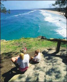 Cylinder beach, Stradbroke Is. Queensland. Fabulous!!!