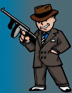 File:Tommy gun vault boy by tonberry dagger-d313n5t.jpg
