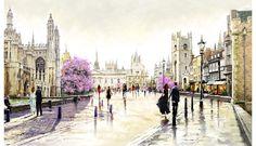 Macneil Studio- Cambridge Spires