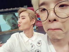 Dowoon, Young K, and Jae Day6 Dowoon, Jae Day6, Bang Bang, Park Jae Hyung, Young K Day6, Funny Kpop Memes, Korean Bands, Meme Faces, Chanbaek