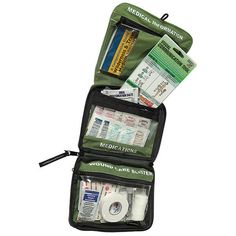 Smart Travel Kit, OD Green Use code 911 for 15% off