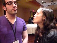 Skit from Black Butler by Brina Palencia and Michael Tatum - YouTube  That laugh at the end!