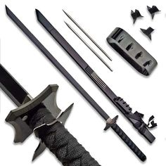 Ultimate Ninja Sword now available at http://www.karatemart.com/