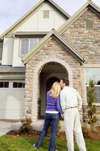 how to build a new home financing