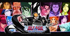 Download BLEACH Brave Souls Mod Apk v8.2.4 (One Hit Kil) - APK MOD DATA, bleach brave souls mod apk unlimited spirit orbs, bleach brave souls mod apk 2019, bleach brave souls mod apk 7.3 2, bleach brave souls mod apk 7.0 0, bleach brave souls mod apk platinmods, bleach brave souls apk, bleach brave souls mod apk anti ban, bleach brave souls obb data download. Gaming Banner, Collage Maker, Dragon Ball Z, Photo Editor, Bleach, Brave, Android, Graphic Design, Games