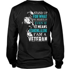 Veteran - I'm A Veteran ! #gift #ideas #Popular #Everything #Videos #Shop #Animals #pets #Architecture #Art #Cars #motorcycles #Celebrities #DIY #crafts #Design #Education #Entertainment #Food #drink #Gardening #Geek #Hair #beauty #Health #fitness #History #Holidays #events #Home decor #Humor #Illustrations #posters #Kids #parenting #Men #Outdoors #Photography #Products #Quotes #Science #nature #Sports #Tattoos #Technology #Travel #Weddings #Women