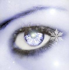 Ice Cold Eyes by AvaAdoraTragedy.deviantart.com on @deviantART