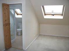 Image result for velux windows loft conversion Loft Bathroom, Upstairs Bathrooms, Small Bathroom, Attic Bedroom Designs, Attic Rooms, Loft Room, Bedroom Loft, Loft Conversion Velux, Shower Suites