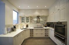Best U Shaped Kitchen Designs