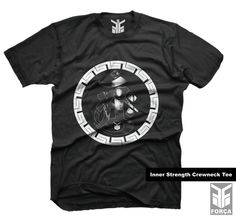 $25.99 #InnerStrength Crewneck Tee by Força Clothing Co.