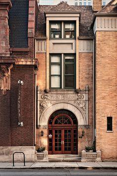 Tree Studio Building (1894), 4 East Ohio Street