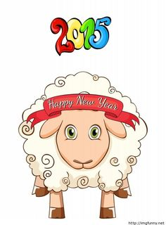 Happy New Year 2015 Year of the Sheep image