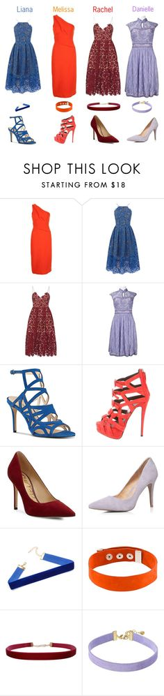 """""""TMNT"""" by meghan-white2 on Polyvore featuring Narciso Rodriguez, Warehouse, self-portrait, Sue Wong, Nine West, Giuseppe Zanotti, Sam Edelman, Dorothy Perkins, Manokhi and Humble Chic"""