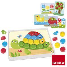 Mes premiers jouets Baby Color Bois Baby Color Bois