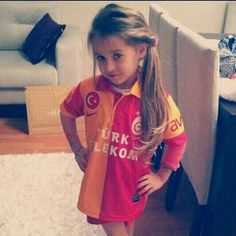 Little Galatasaray supporter <3
