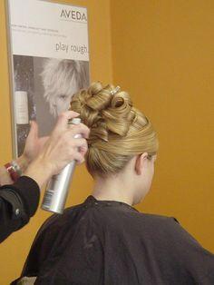 Chignon Updo, Hair Updo, Pretty Updos, Sandy Hair, Bun Hairstyles, Formal Hairstyles, Big Hair, Hair Designs, Hairspray