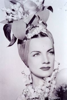 Carmen Miranda hollywood classic actresses movies cinema-classico-atrizes
