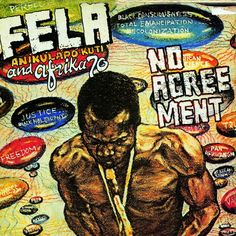 Lemi Ghariokwu - Artist behind Fela Kuti Album Covers Bob Marley, Best Album Art, Best Albums, Afro, Fela Kuti, Factory Records, Black Presidents, Underground Music, Music Channel