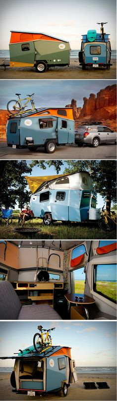 small travel trailers ultralight | iCamp Elite small ...