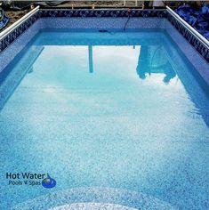 #pool #swimmingpool #ingroundpool #relaxation #dreambackyard #swim #summer #airdrie #yyc #reddeer #okotoks #backyardgoals #backyardoasis #luxury #custom