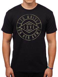 Stamped Shirt -- Available in the TWLOHA Online Store