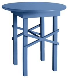 Charlie Round Side Table Maine Cottage Maine Cottage Furniture Furniture