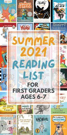 1st Grade Summer Reading List of Books | Imagination Soup Reading Lessons, Writing Lessons, Reading Resources, Kids Reading, Reading Activities, Reading Skills, Best Books To Read, Good Books, Children's Books