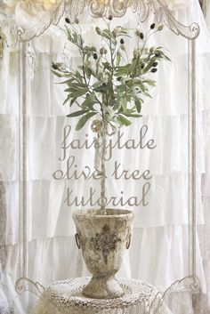 ozma of odds: .my fairytale olive tree ~ a tutorial Olives, Topiary Trees, Olive Tree, Container Gardening, Herb Gardening, Garden Inspiration, Houseplants, Floral Arrangements, Beautiful Flowers