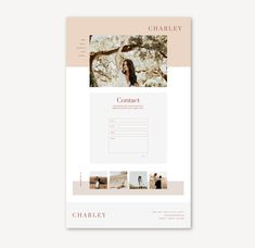 Ready-Made Theme Charley by Studio 9 Co