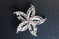 60's Vintage Starfish Brooch..Flower Pin..Costume by JepsonGirls, $3.00