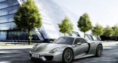 2013 Porsche 918 Spyder – A state of hybrid art
