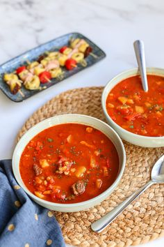 Soup Recipes, Healthy Recipes, Good Food, Yummy Food, Slow Cooker, Food And Drink, Lunch, Dinner, Ethnic Recipes