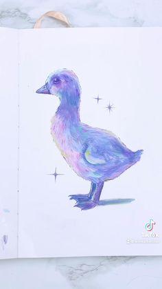 Jelly Fish Watercolor, Art Drawings Sketches, Cool Drawings, Watercolor Artwork, Pastel Art, Artist Art, Art Tutorials, Cute Art, Art Inspo