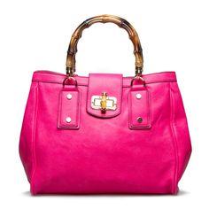 Sonoma handbag in Fuschia from shoedazzle.com
