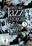 Historic Jazz Videos, Vol. 3: Louis Armstrong/Duke Ellington [DVD], 26504933