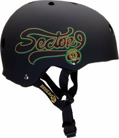 Sector 9 Swift Black Medium Skateboard Helmet by Sector 9. $34.95. Protect your head with this Sector 9 skateboard helmet.