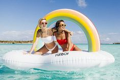 The Funboy pool floats are so cool, and even offer some made for two...for sibliings, or all that safe social un-distancing we'll be doing! Summer Bags, Summer Fun, Cool Pool Floats, Cool Mom Picks, Four Kids, Cool Summer Outfits, Summer Accessories, Cool Pools, Outdoor Play