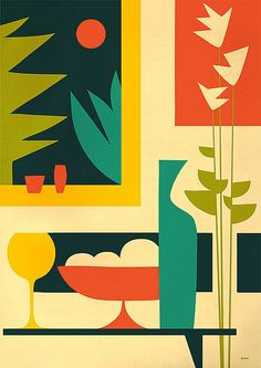 martini nature morte //  by iv orlov, via Flickr