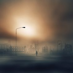 "Saatchi Online Artist Francesco Romoli; New Media, ""The last man on earth"" #art #GiftsForHim"